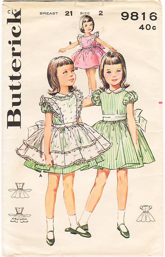 Butterick 9816