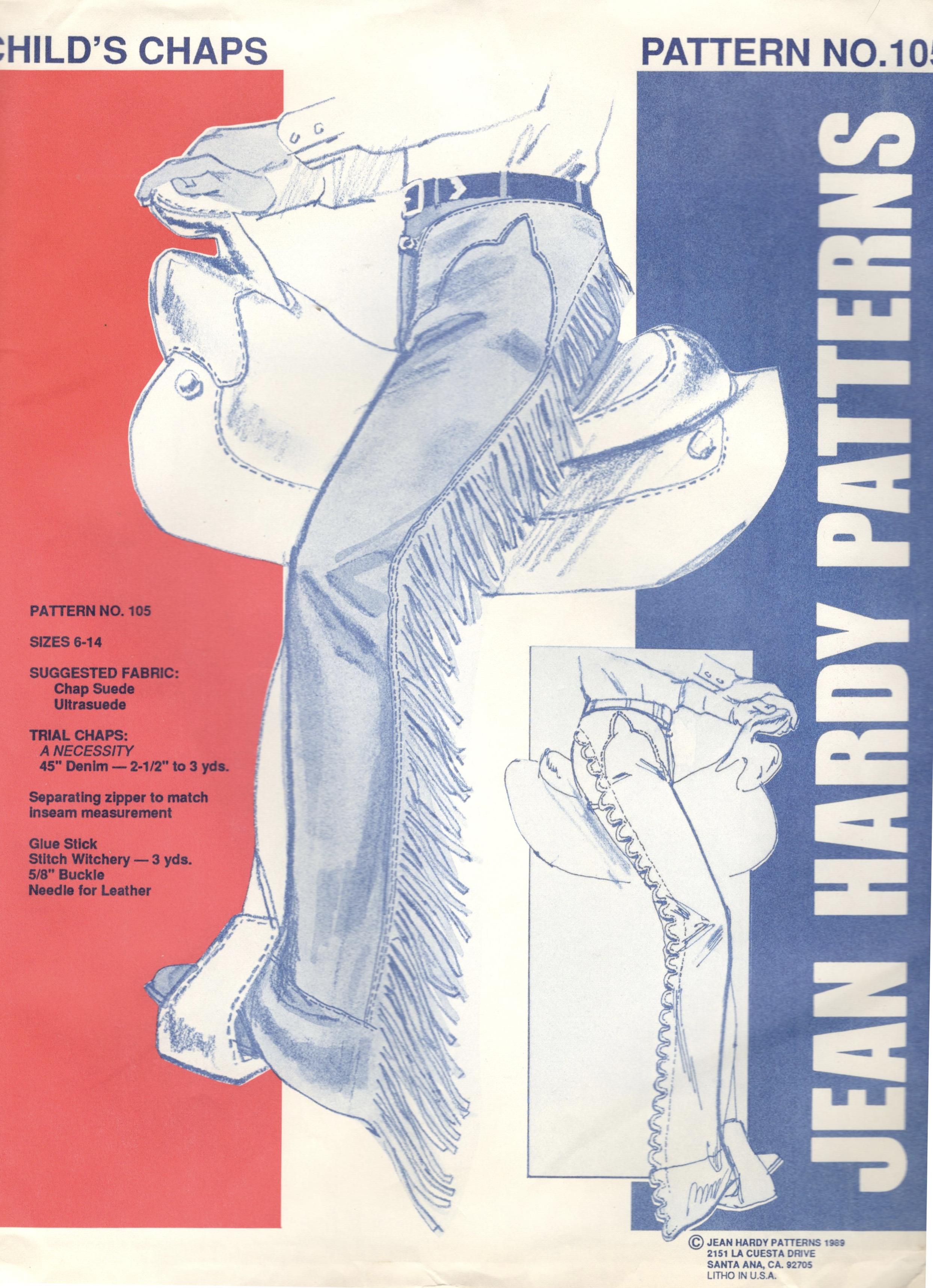 Jean Hardy 105