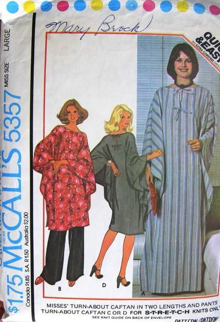 McCall's 5357 A