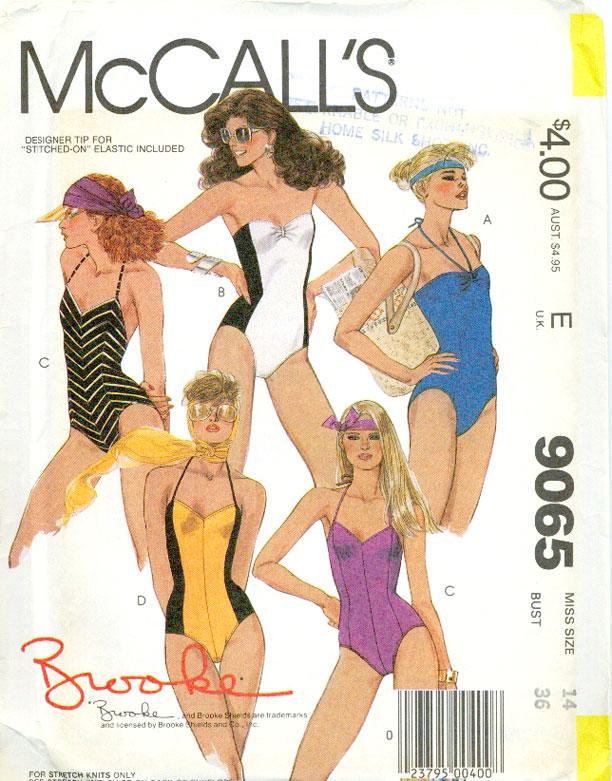 McCall's 9065 A