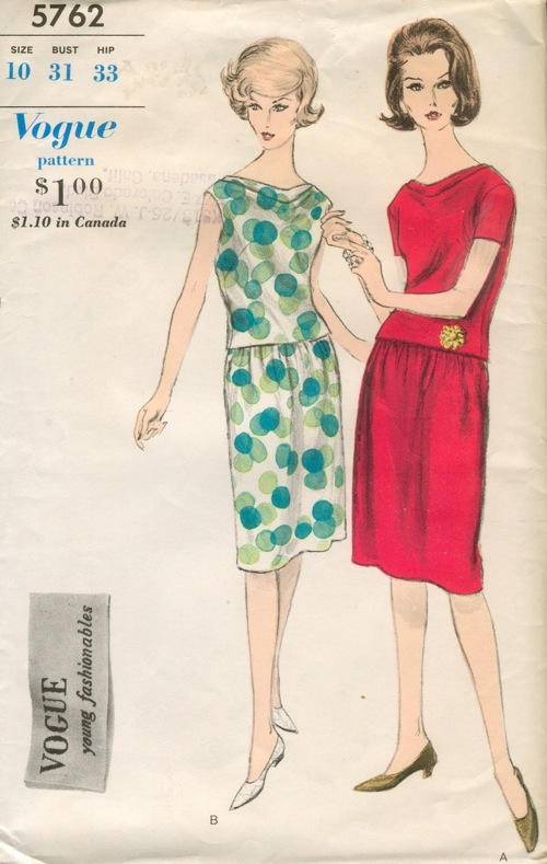 Vogue 5762