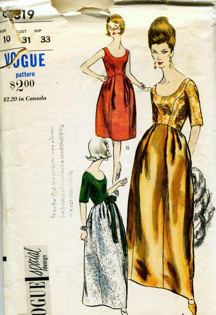 Vogue 6019