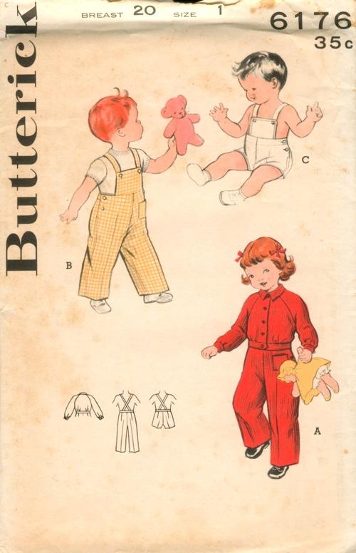 Butterick 6176