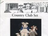 The Hand Maiden Country Club Set