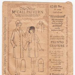 McCall 4248