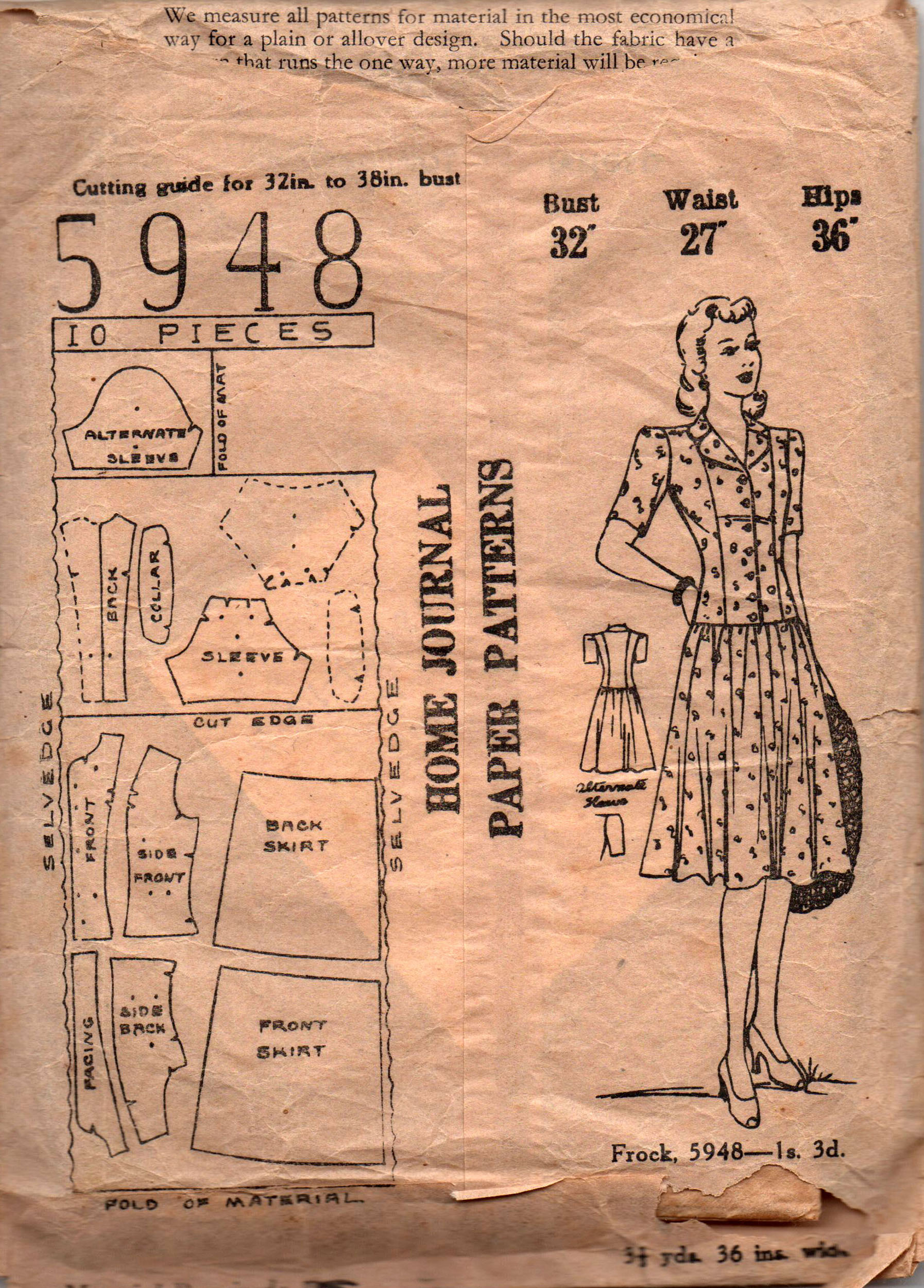 Australian Home Journal 5948