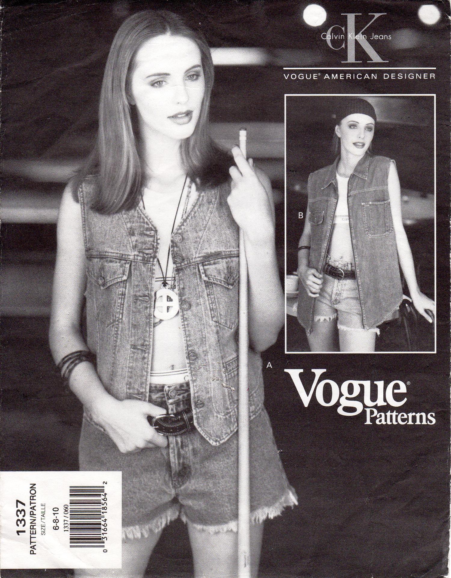 Vogue 1337 C