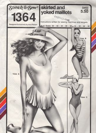 Stretch & Sew 1364