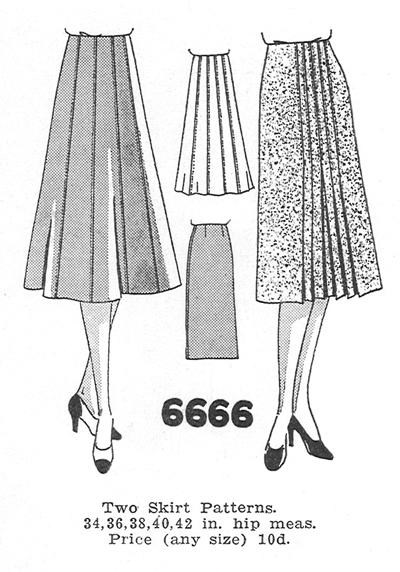 Madame Weigel's 6666
