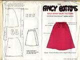 Fancy Bottoms Back-Wrap Skirt Pattern