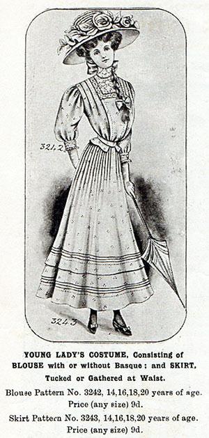 Madame Weigel's 3242