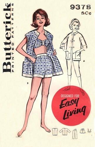 Butterick 9378