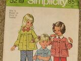 Simplicity 5219