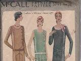 McCall 5791 A