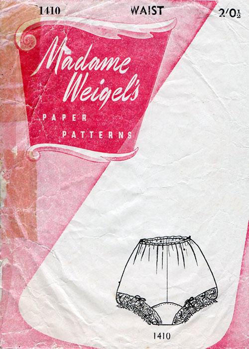 Madame Weigel's 1410
