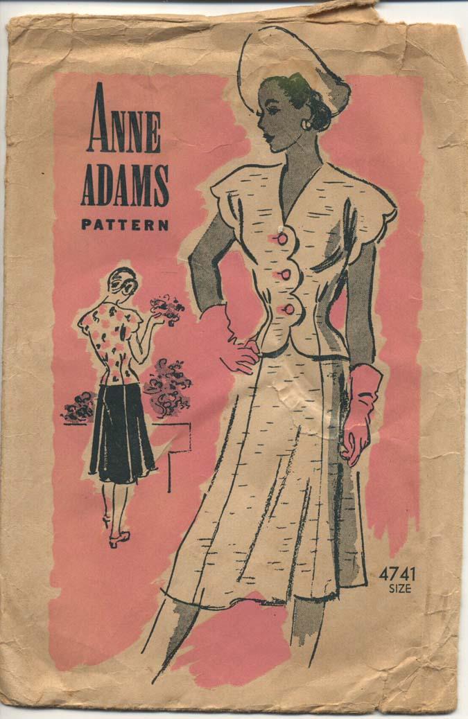 Anne Adams 4741