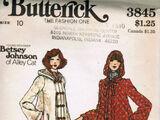 Butterick 3845