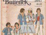 Butterick 3641 C