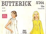 Butterick 5701