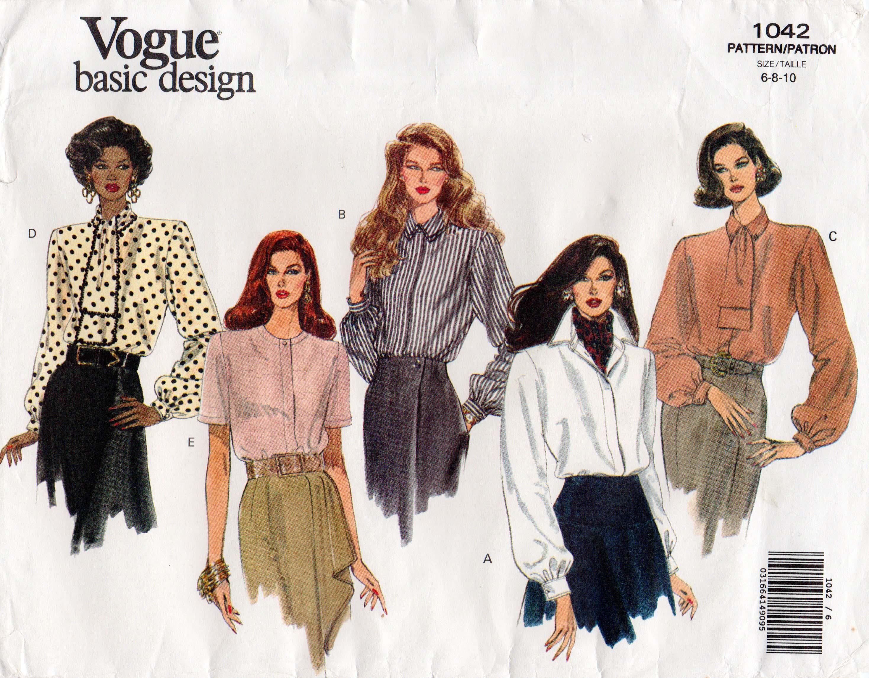 Vogue 1042 A