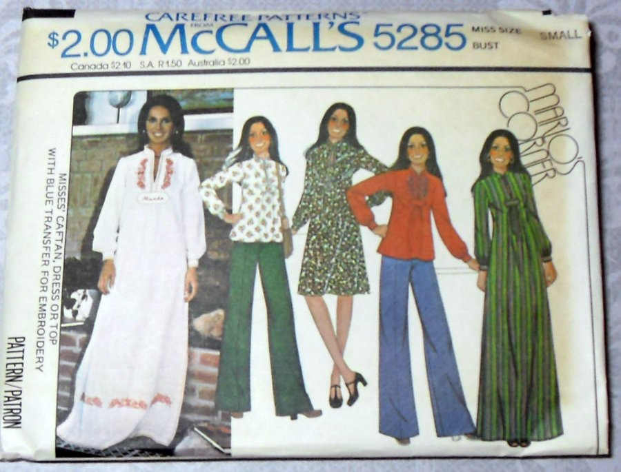 McCall's 5285 A