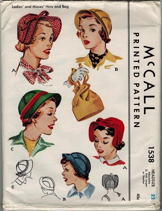 McCall 1538