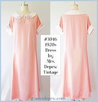3046 see it sewn 3 By Mrs Depew Vintage