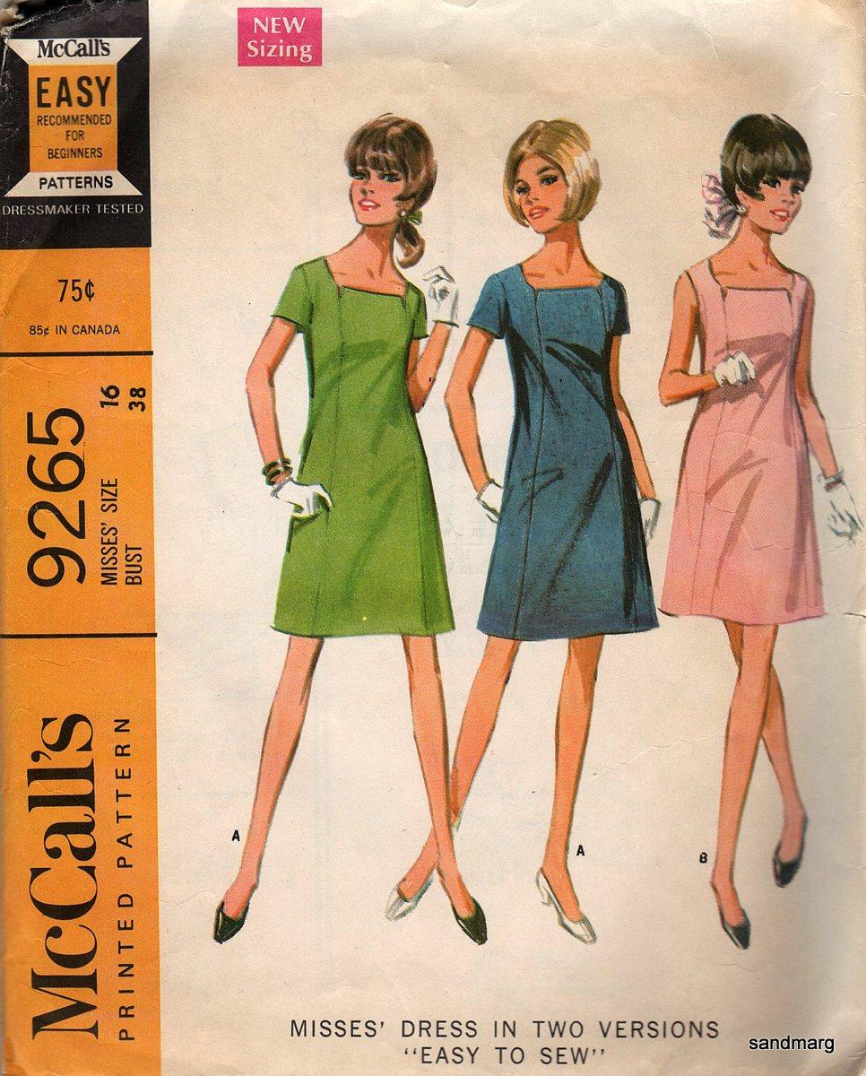 McCall's 9265