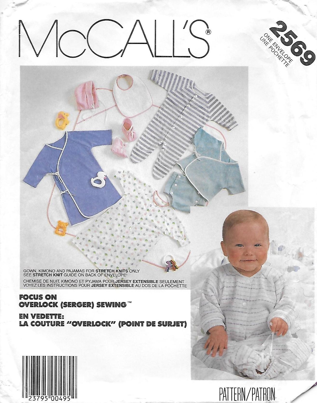 McCall's 2569 A