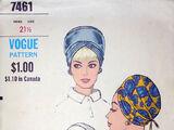 Vogue 7461 A