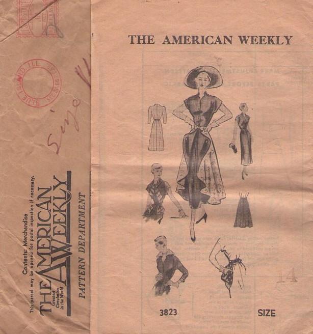 American Weekly 3823