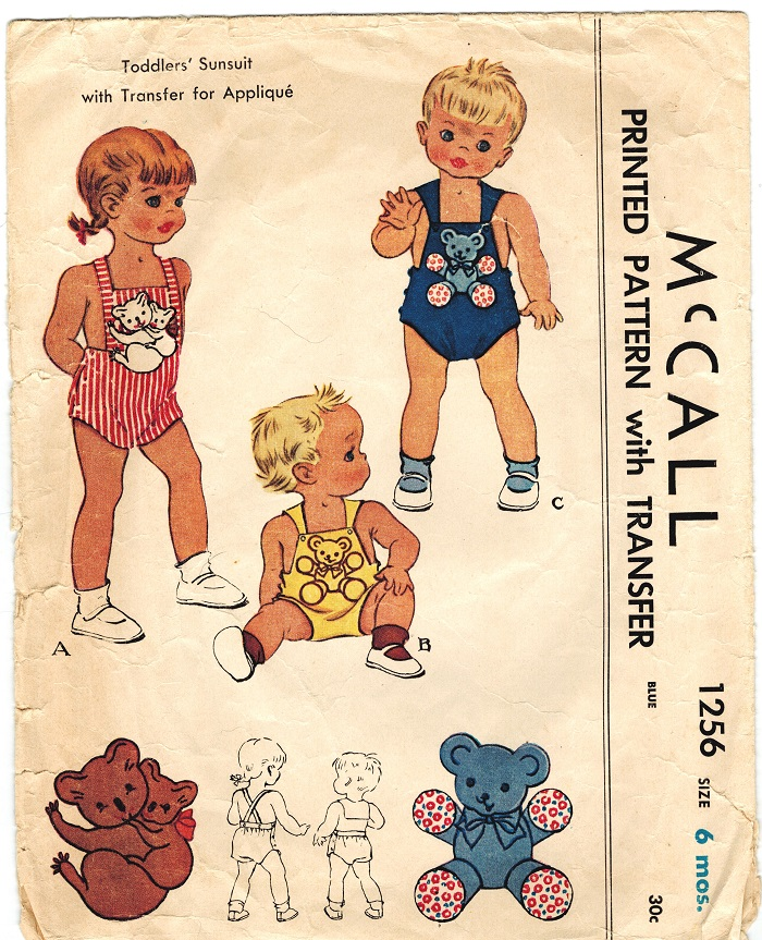 McCall 1256