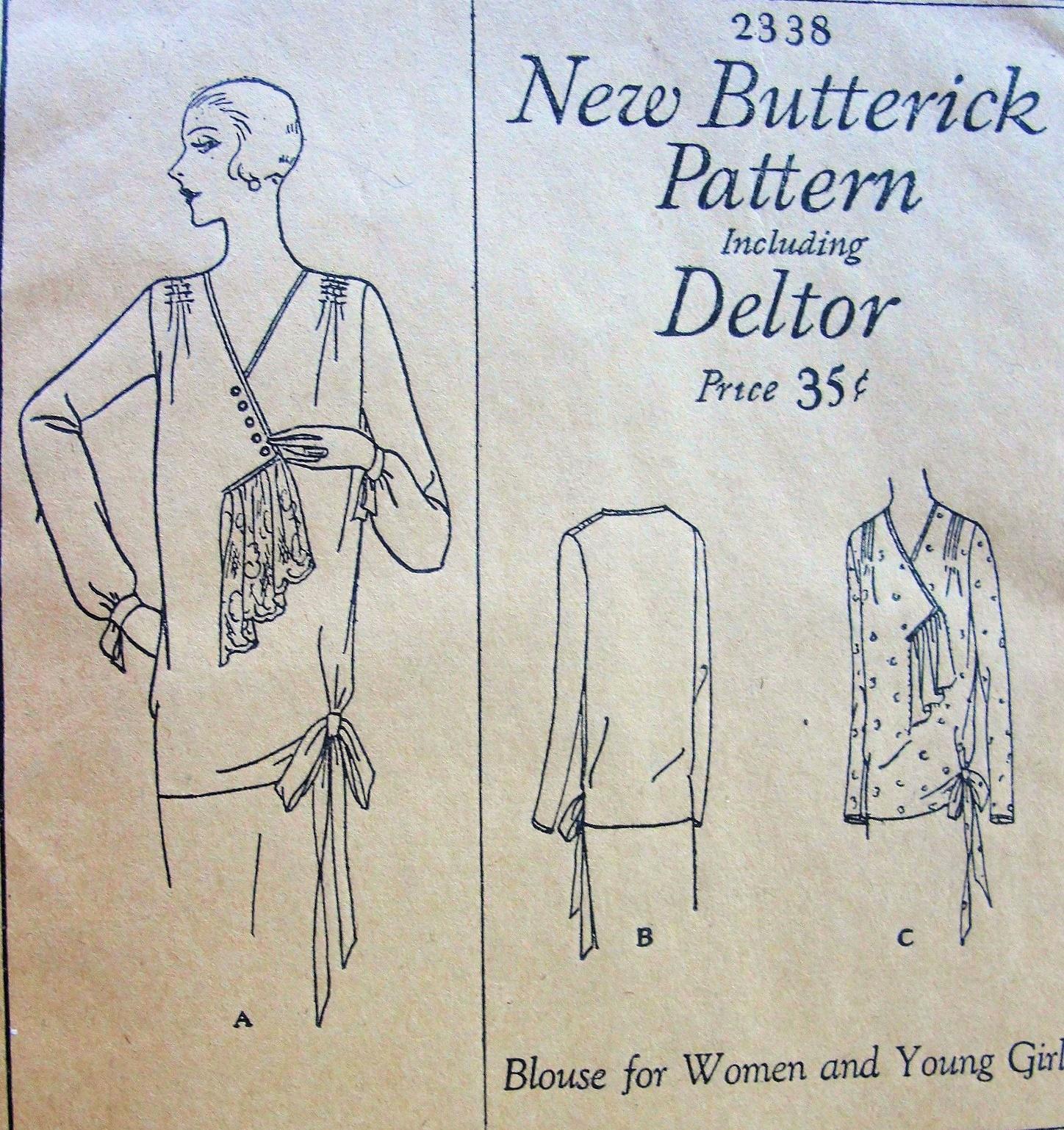 Butterick 2338