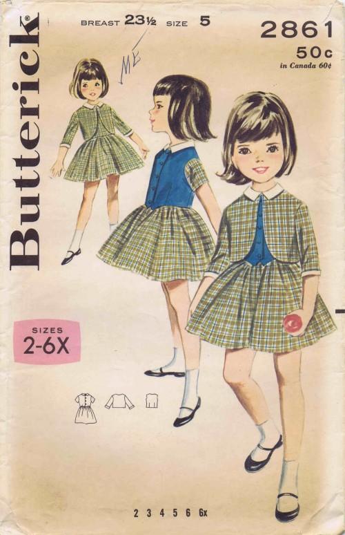 Butterick 2861
