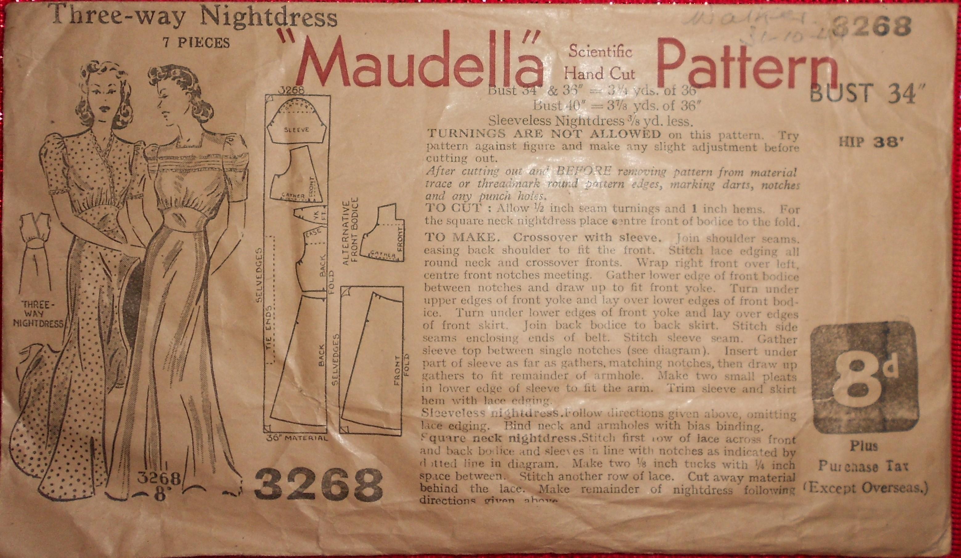 Maudella 3268