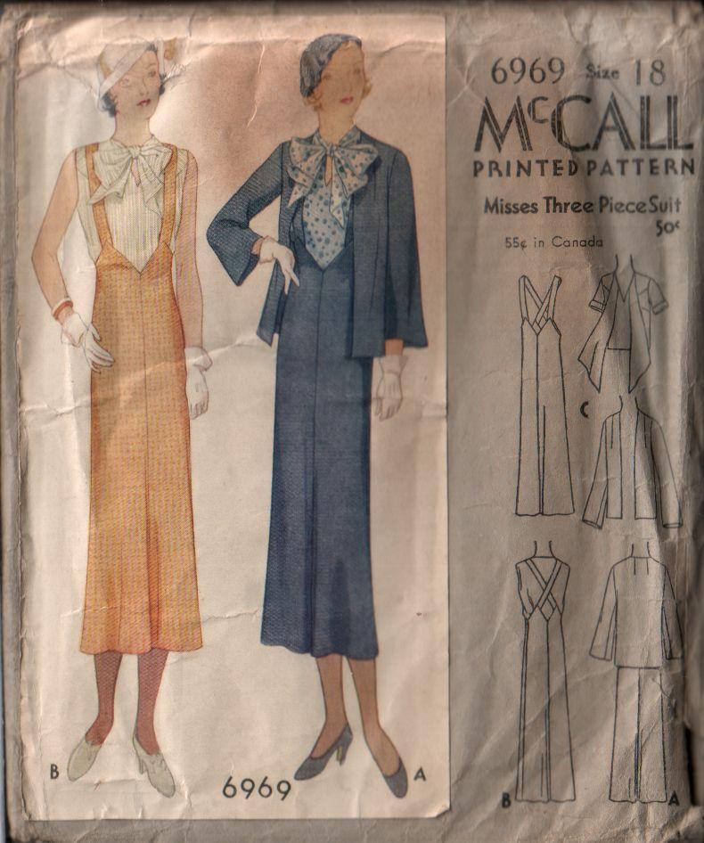 McCall 6969