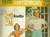 Simplicity 5615 A