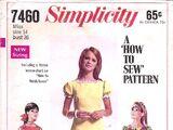 Simplicity 7460