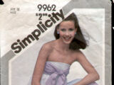 Simplicity 9962