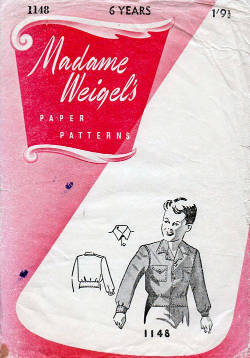Madame Weigel's 1148