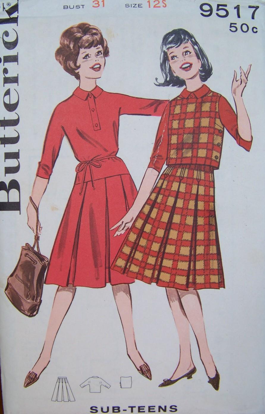 Butterick 9517