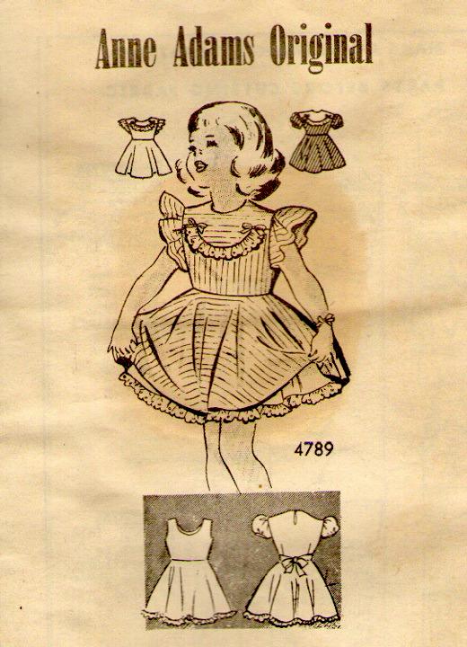 Anne Adams 4789 A