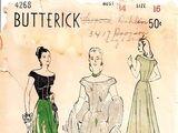 Butterick 4268