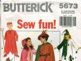 Butterick 5673 B
