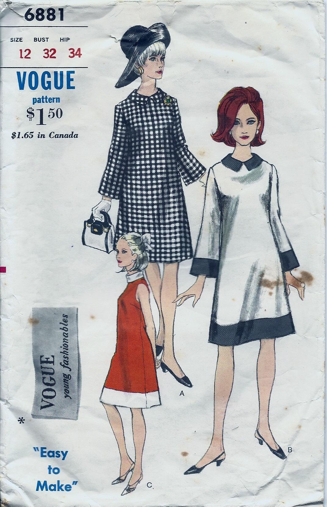 Vogue 6881