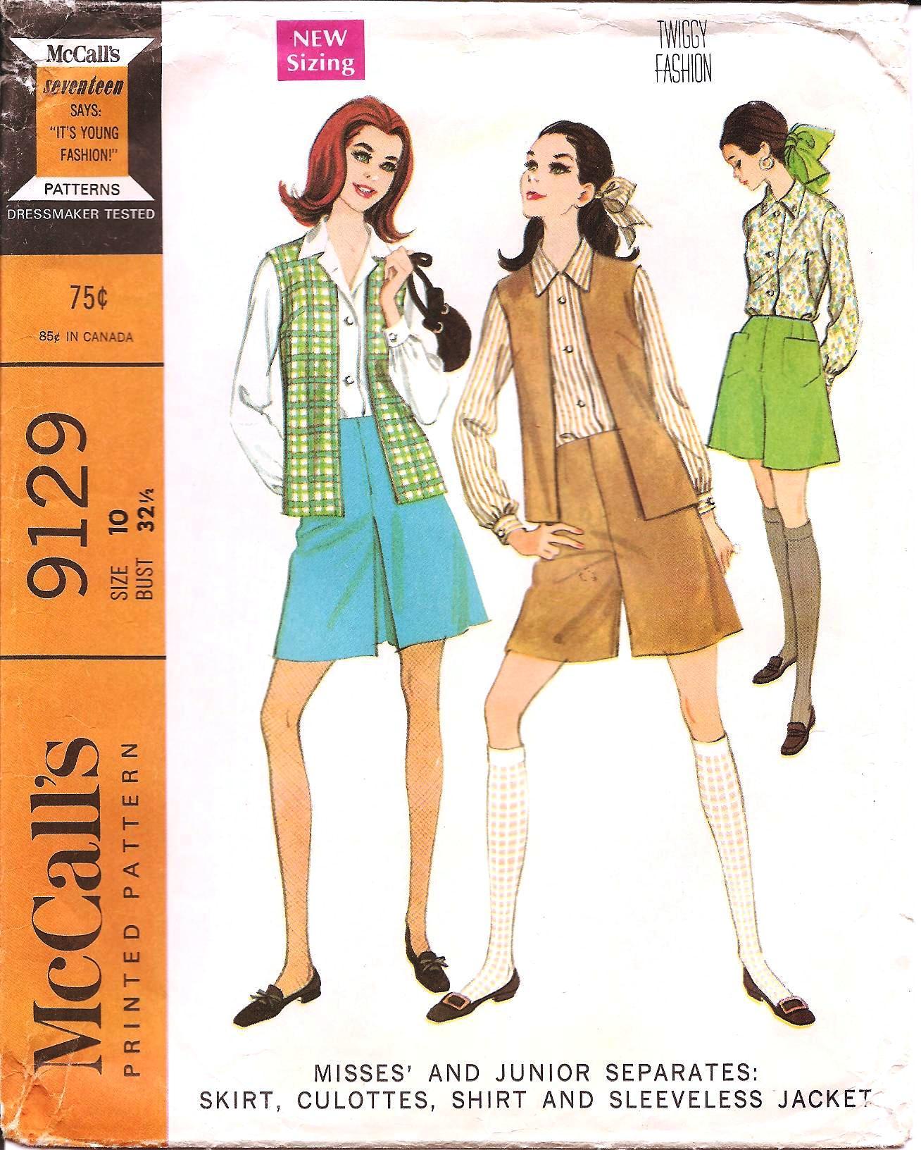 McCall's 9129 A