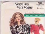 Vogue 7423