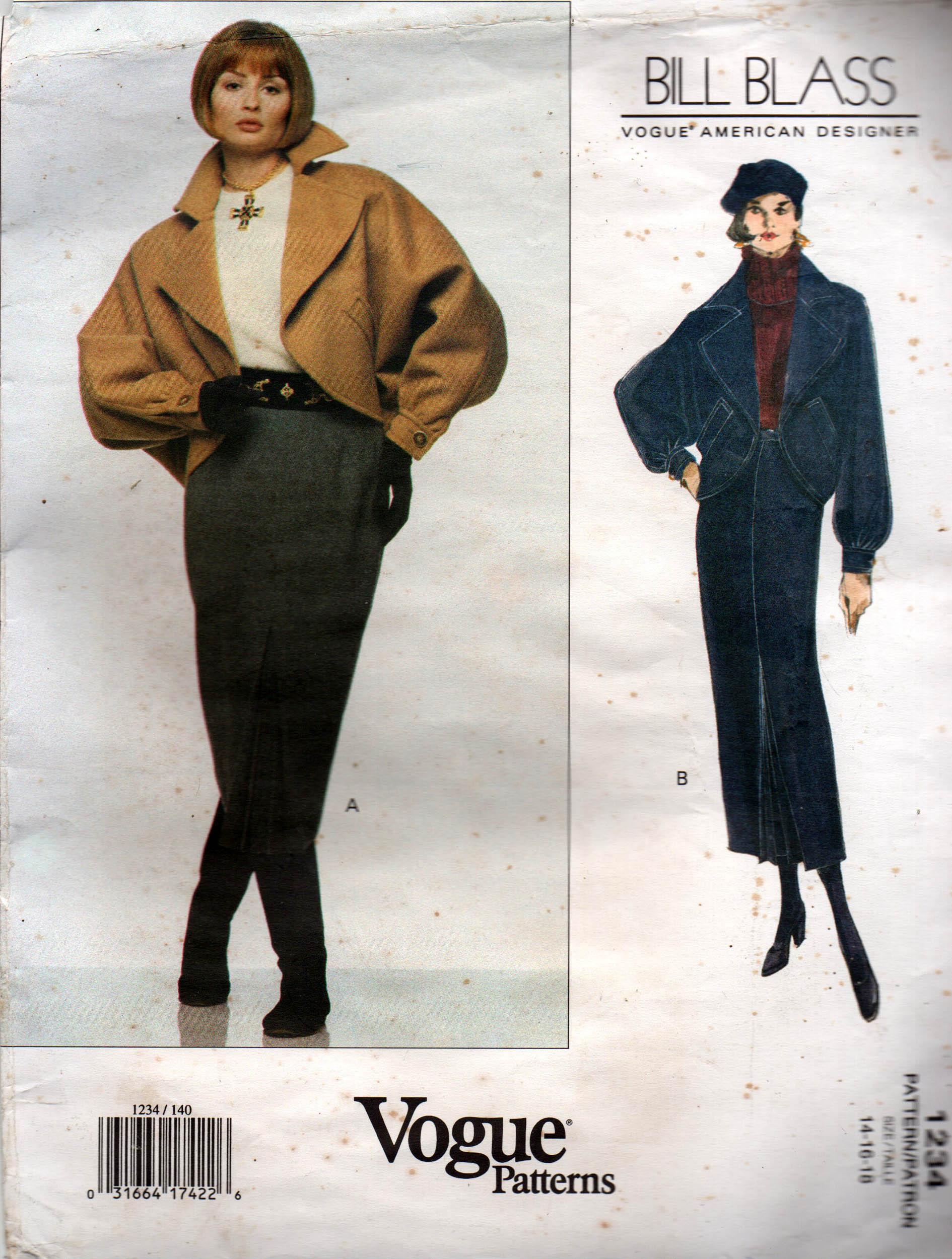 Vogue 1234 B