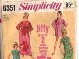 Simplicity 6351