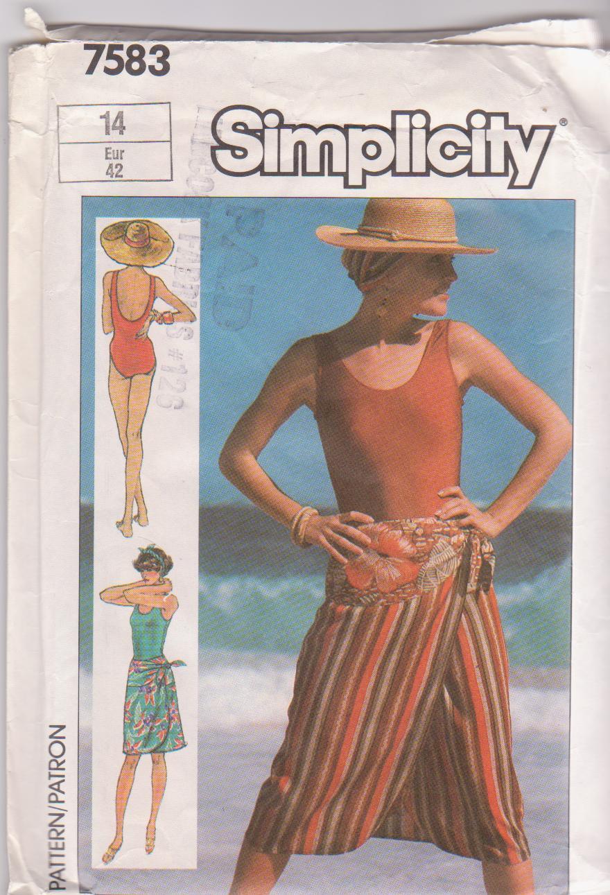 Simplicity 7583 B